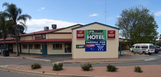 Paringa Hotel Motel - Accommodation Fremantle