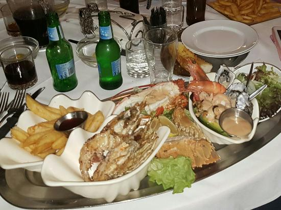 Ashmore Seafood and Steakhouse - Accommodation Fremantle