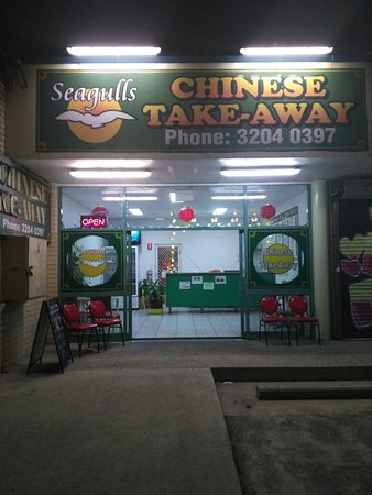 Seagull Chinese Take Away - Accommodation Fremantle