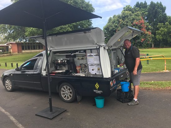 Mister Barista Mobile Coffee - Accommodation Fremantle
