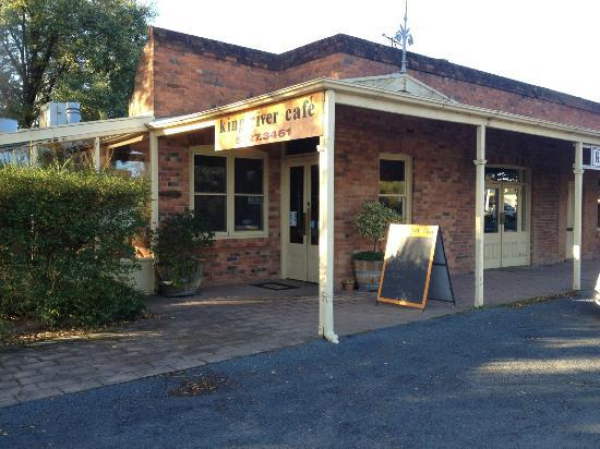 King River Cafe - Accommodation Fremantle