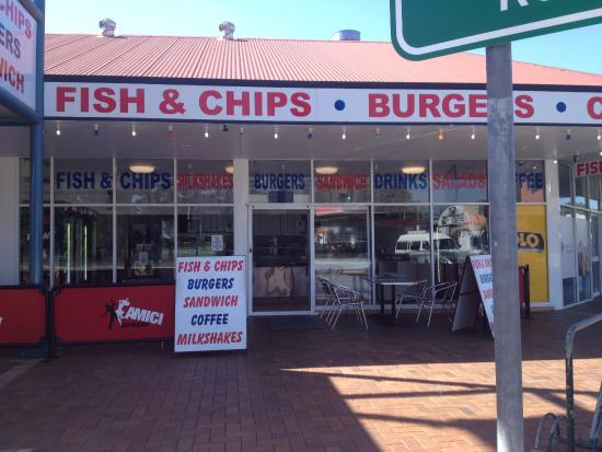 Beaudesert Fish and Chips - Accommodation Fremantle