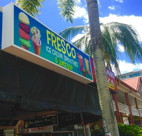 Fresco Ice Cream Smoothies  Juice Bar - Accommodation Fremantle