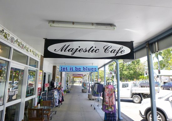 Majestic Cafe - Accommodation Fremantle