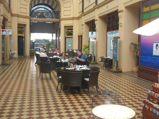 Stock Exchange Cafe - Accommodation Fremantle