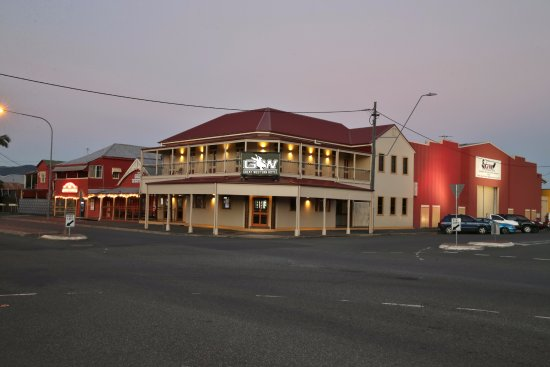 Great Western Hotel - Accommodation Fremantle