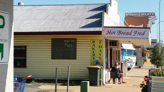 Hot Bread Fred - Accommodation Fremantle