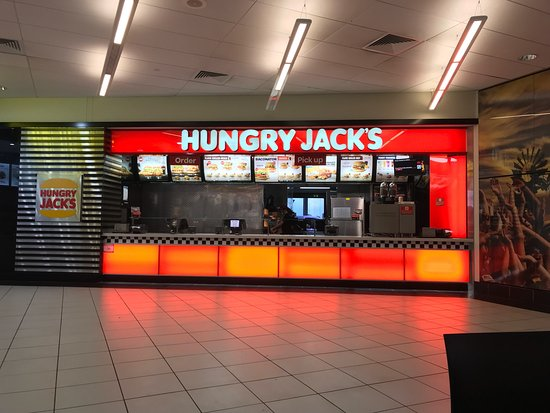 Hungry Jacks - Accommodation Fremantle