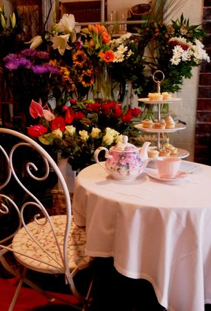 Laidley Florist and Tea Room - Accommodation Fremantle