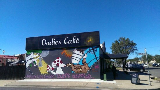 Oodies Cafe - Accommodation Fremantle