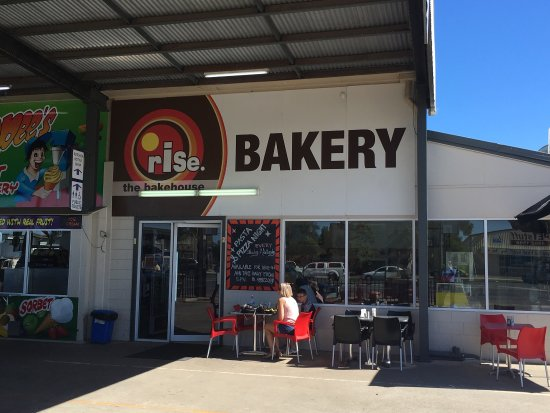 Rise The Bakehouse Biloela - Accommodation Fremantle