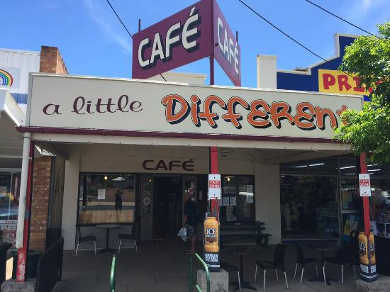 A Little Bit Different Cafe - Accommodation Fremantle