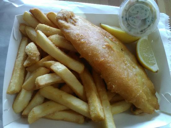 Chipper Fish - Accommodation Fremantle