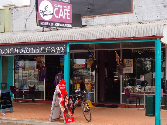 Coach House Cafe - Accommodation Fremantle