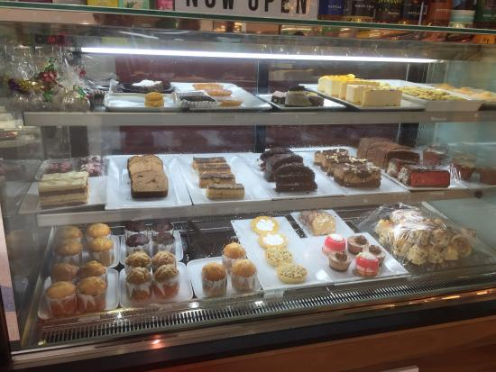 Ivy's coffee  cake - Accommodation Fremantle