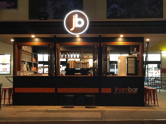 Jham Bar Espresso - Accommodation Fremantle