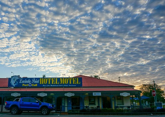 Lucinda Point Hotel Motel Restaurant - Accommodation Fremantle