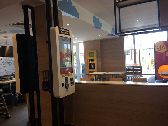 McDonald's Glenmore - Accommodation Fremantle