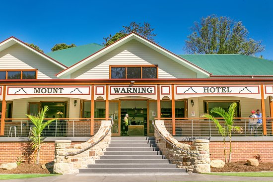 Mount Warning Hotel - Accommodation Fremantle