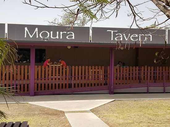 Moura Tavern - Accommodation Fremantle