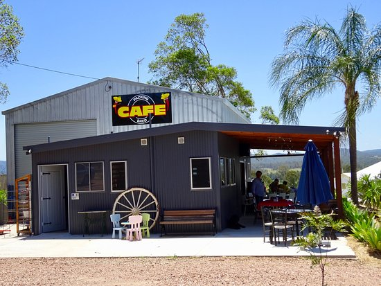 Packing Shed Cafe - Accommodation Fremantle