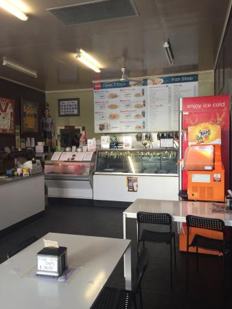 tenterfield fish and chips - Accommodation Fremantle