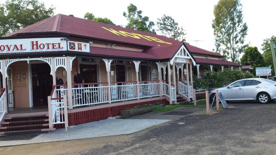 The Royal Hotel Restaurant - Accommodation Fremantle