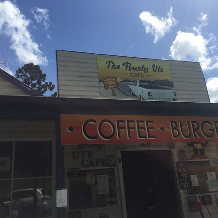 The Rusty Ute Cafe - Accommodation Fremantle