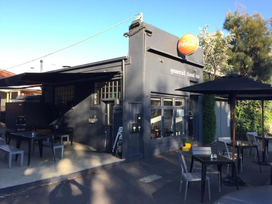 General Food Co - Accommodation Fremantle