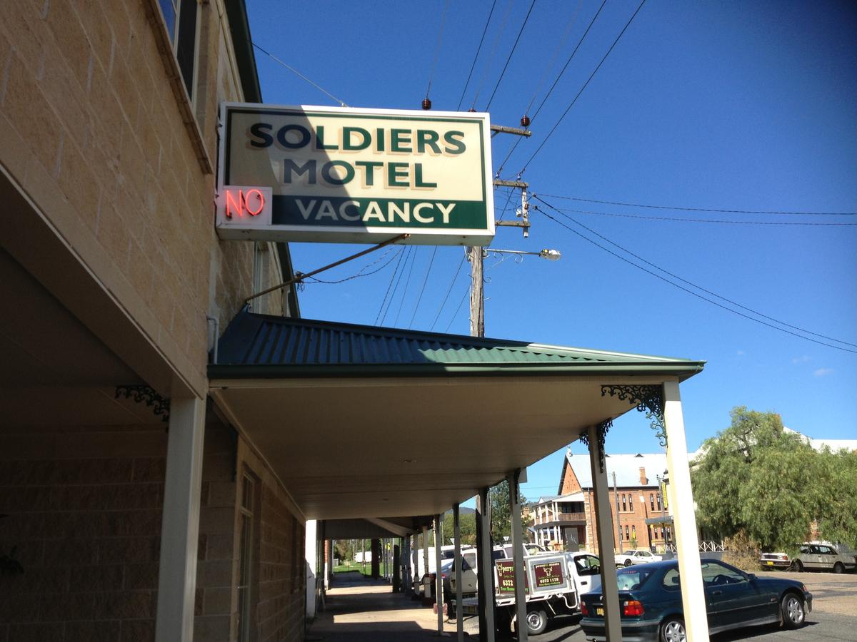 Soldiers Motel - Accommodation Fremantle
