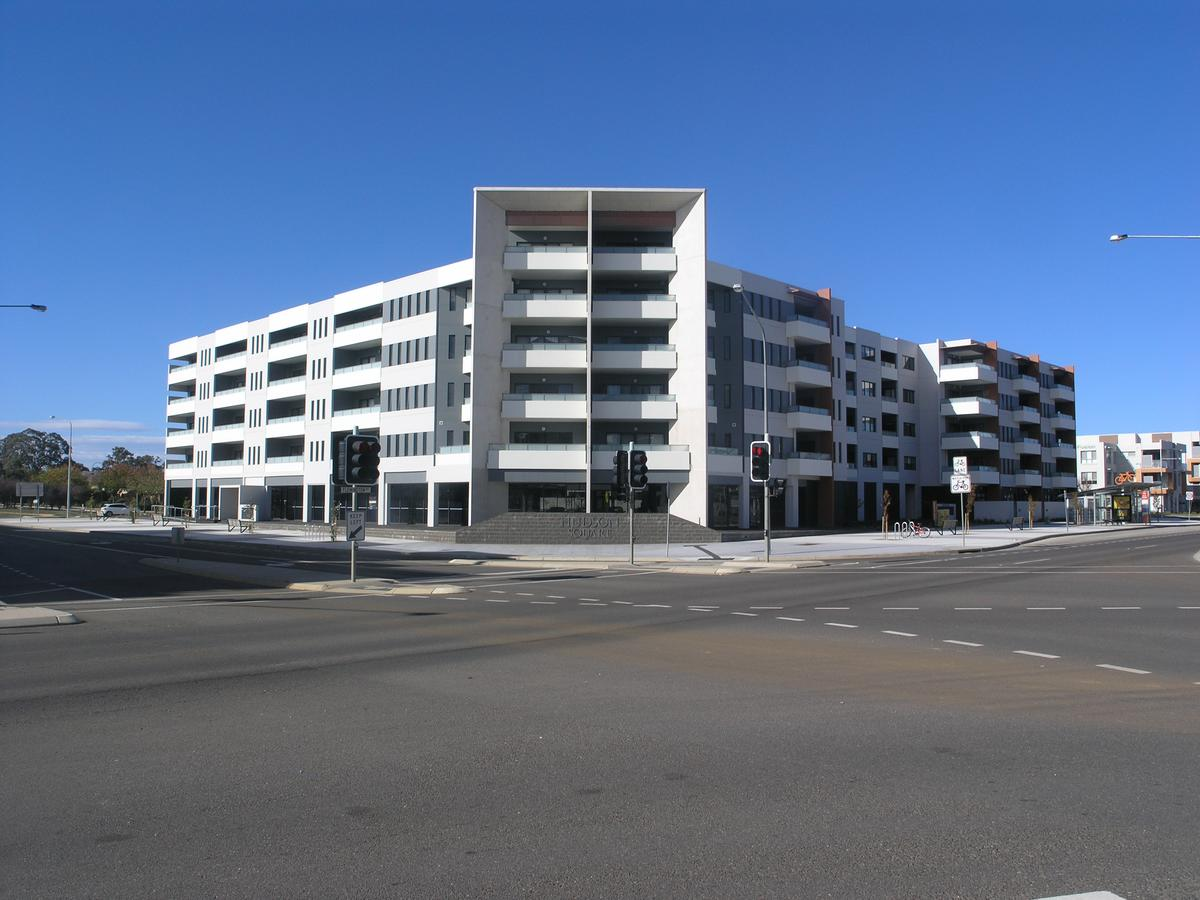 Kesh at Hudson Square - Accommodation Fremantle