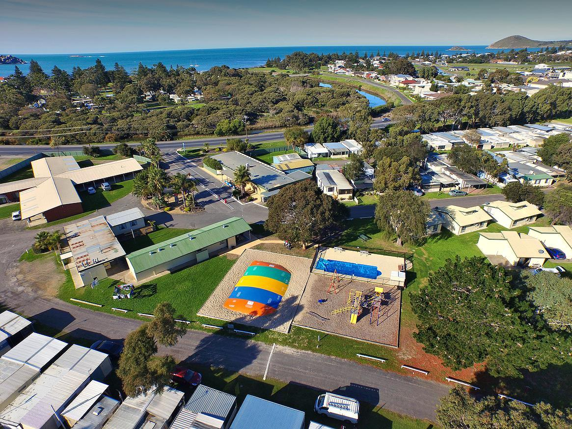 Victor Harbor Holiday  Cabin Park - Accommodation Fremantle