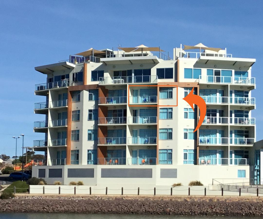 Wallaroo Marina Waterfront Luxe Apartment - Accommodation Fremantle