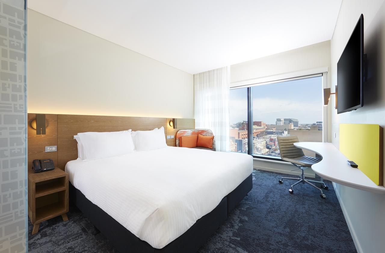 Holiday Inn Express Adelaide City Centre - Accommodation Fremantle