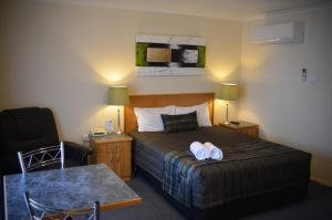 Arkana Motor Inn  Terrace Apartments - Accommodation Fremantle
