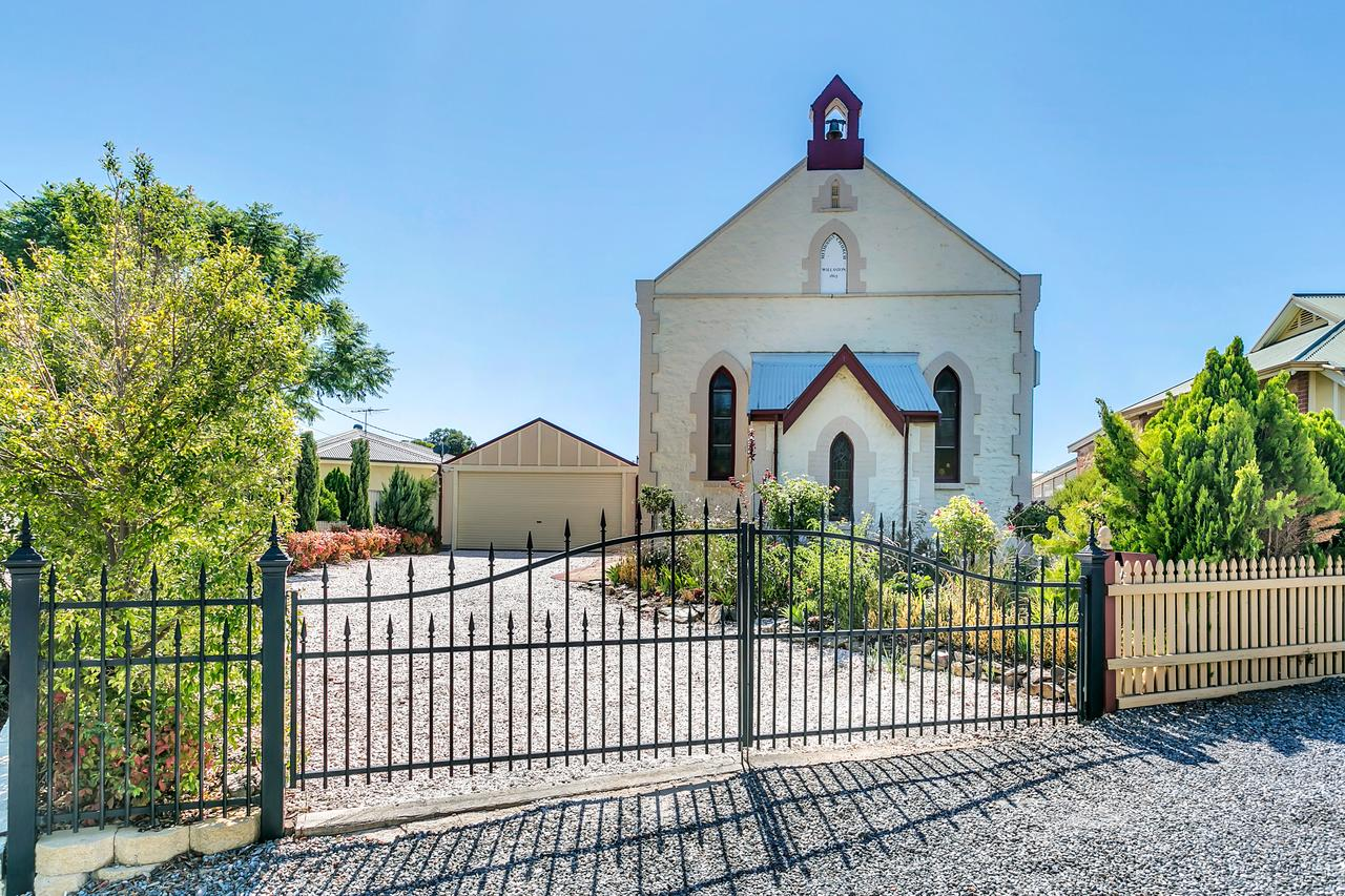 The Church - Gawler - Accommodation Fremantle
