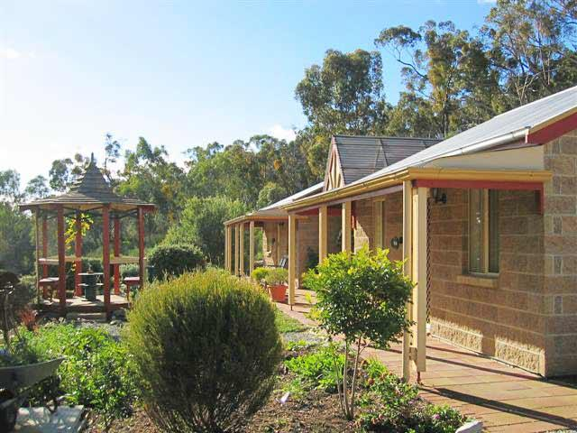 Riesling Trail  Clare Valley Cottages - Accommodation Fremantle