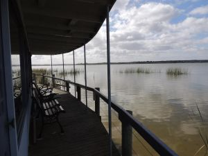 PS Federal Retreat Paddle Steamer Goolwa - Accommodation Fremantle