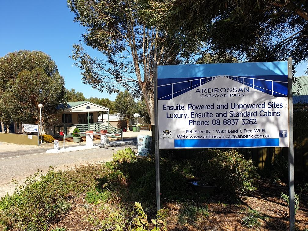 Ardrossan Caravan Park - Accommodation Fremantle