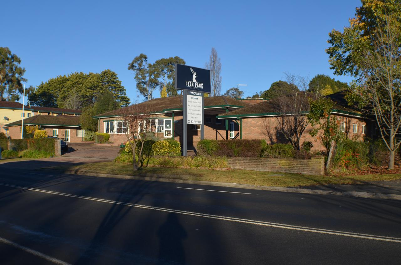 Deer Park Motor Inn - Accommodation Fremantle