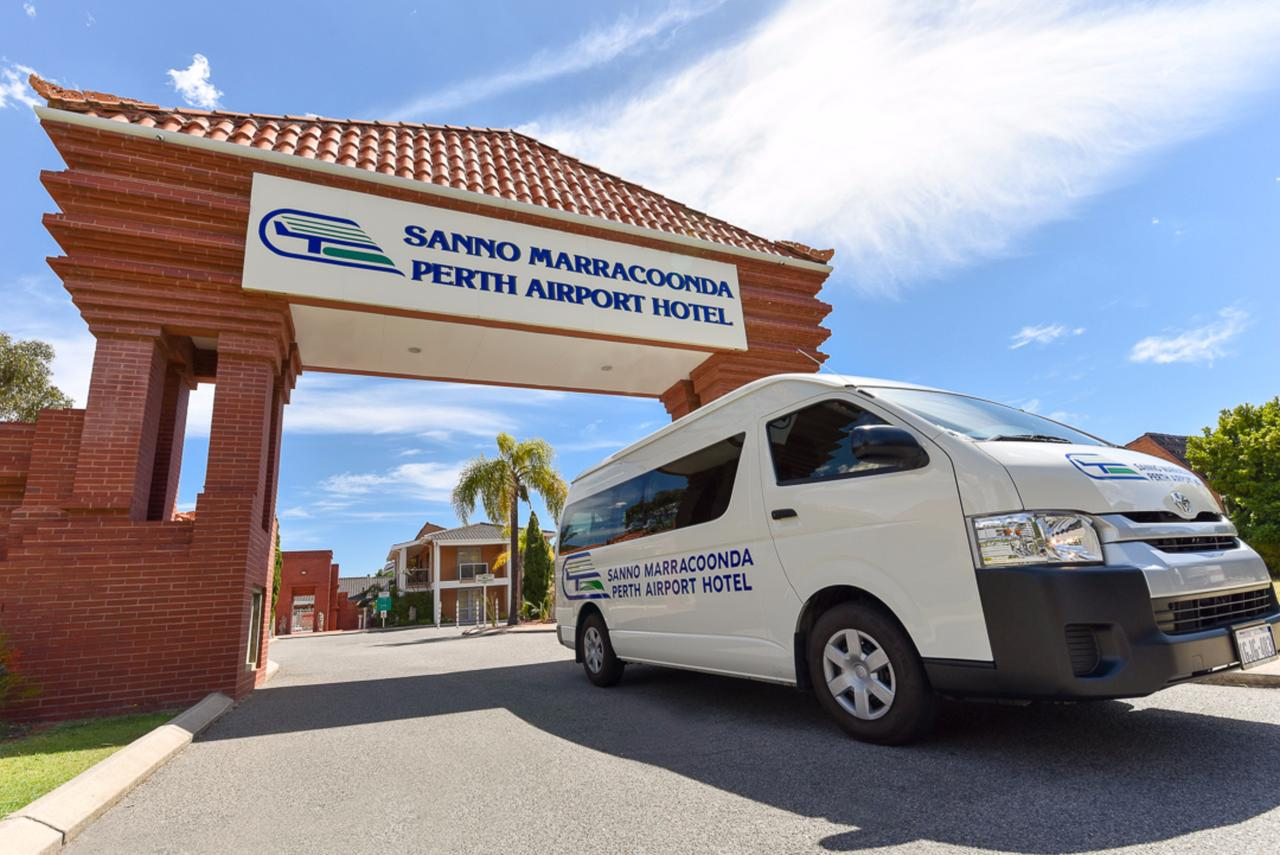 Sanno Marracoonda Perth Airport Hotel - Accommodation Fremantle