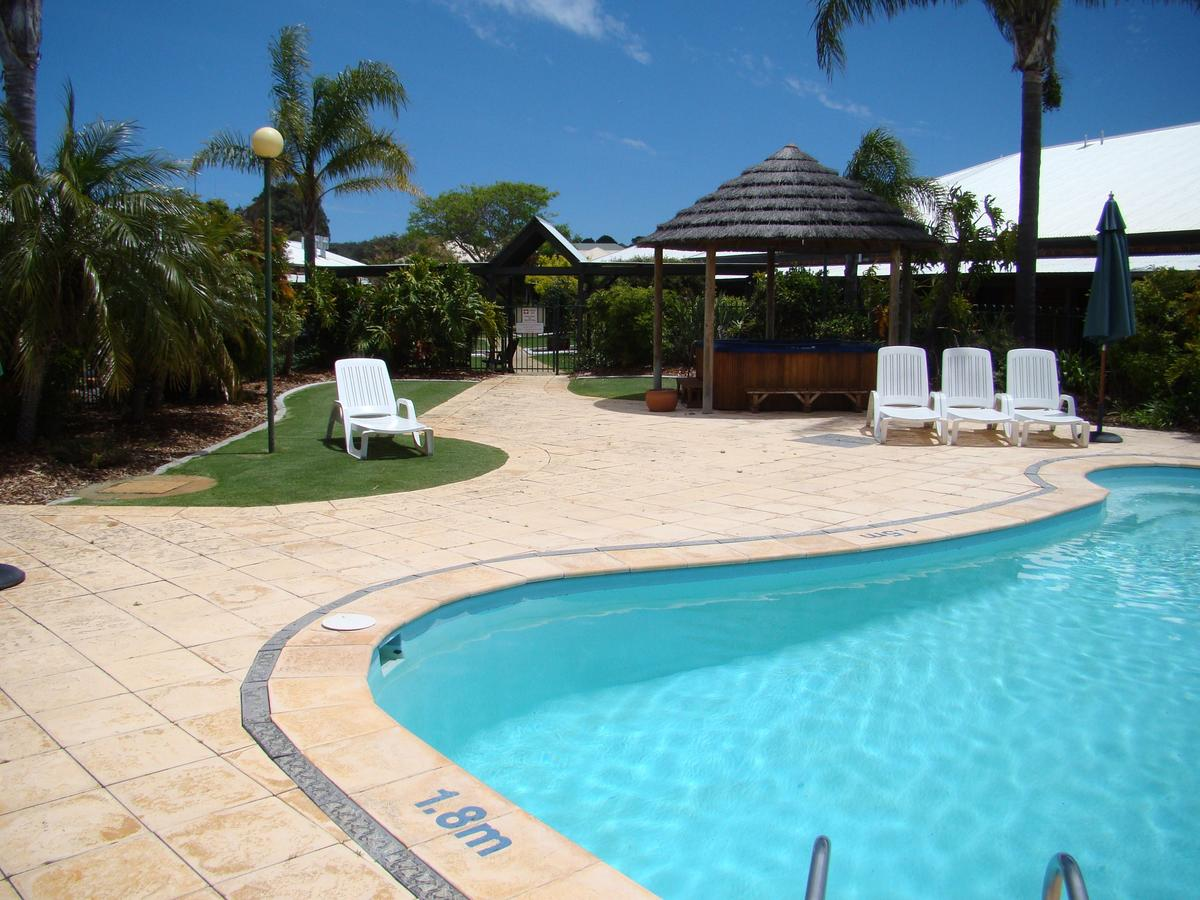 Dunsborough Central Motel - Accommodation Fremantle