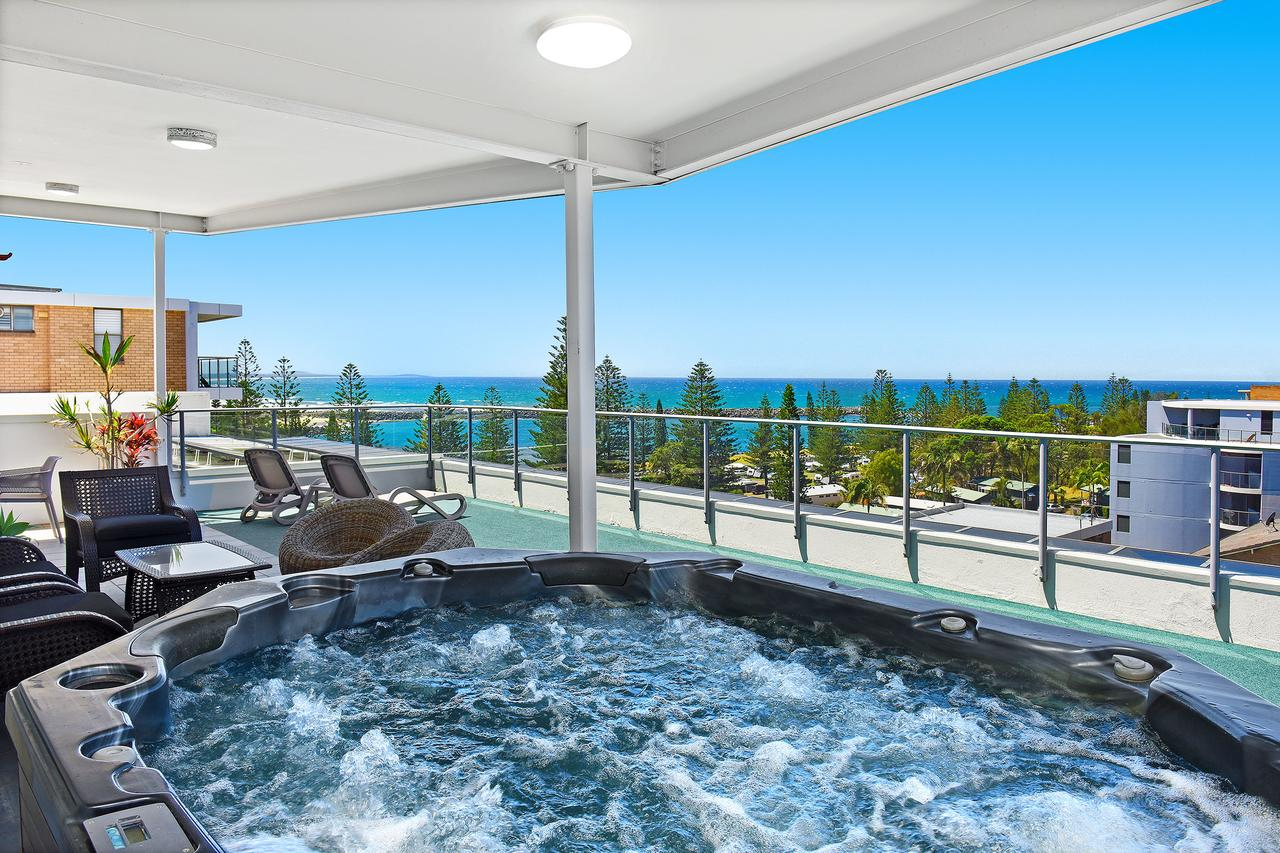 Macquarie Waters Boutique Apartment Hotel - Accommodation Fremantle