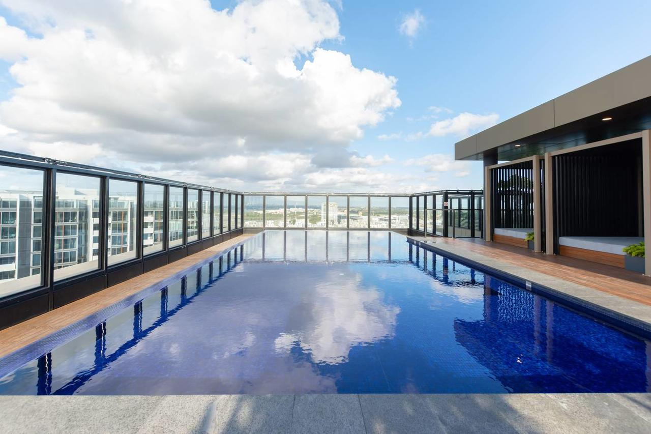 Japanese Style waterfront apt wt rooftop pool - Accommodation Fremantle