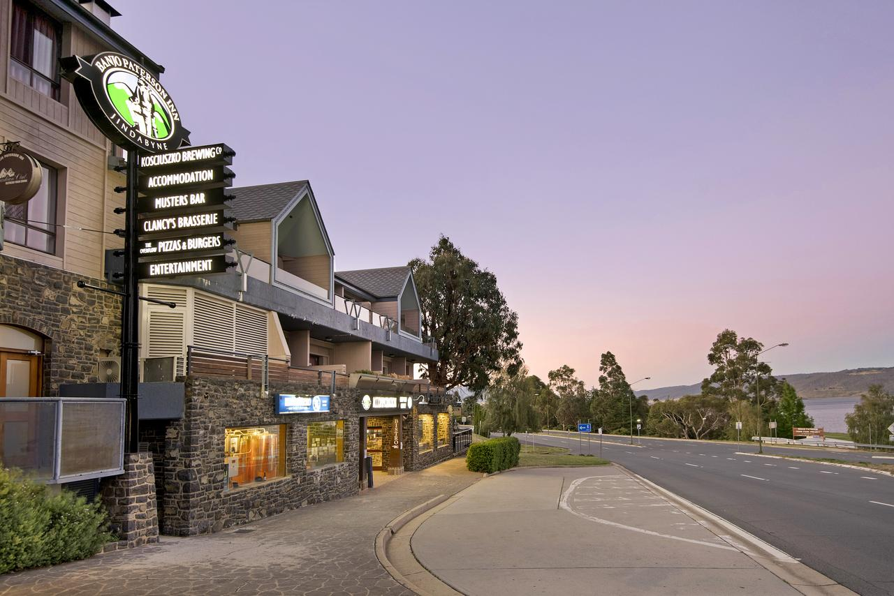 Banjo Paterson Inn - Accommodation Fremantle