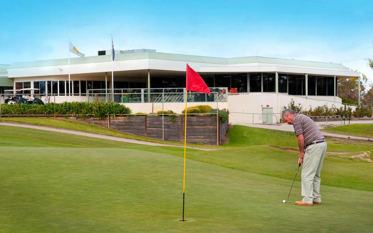 cluBarham Golf Resort - Accommodation Fremantle