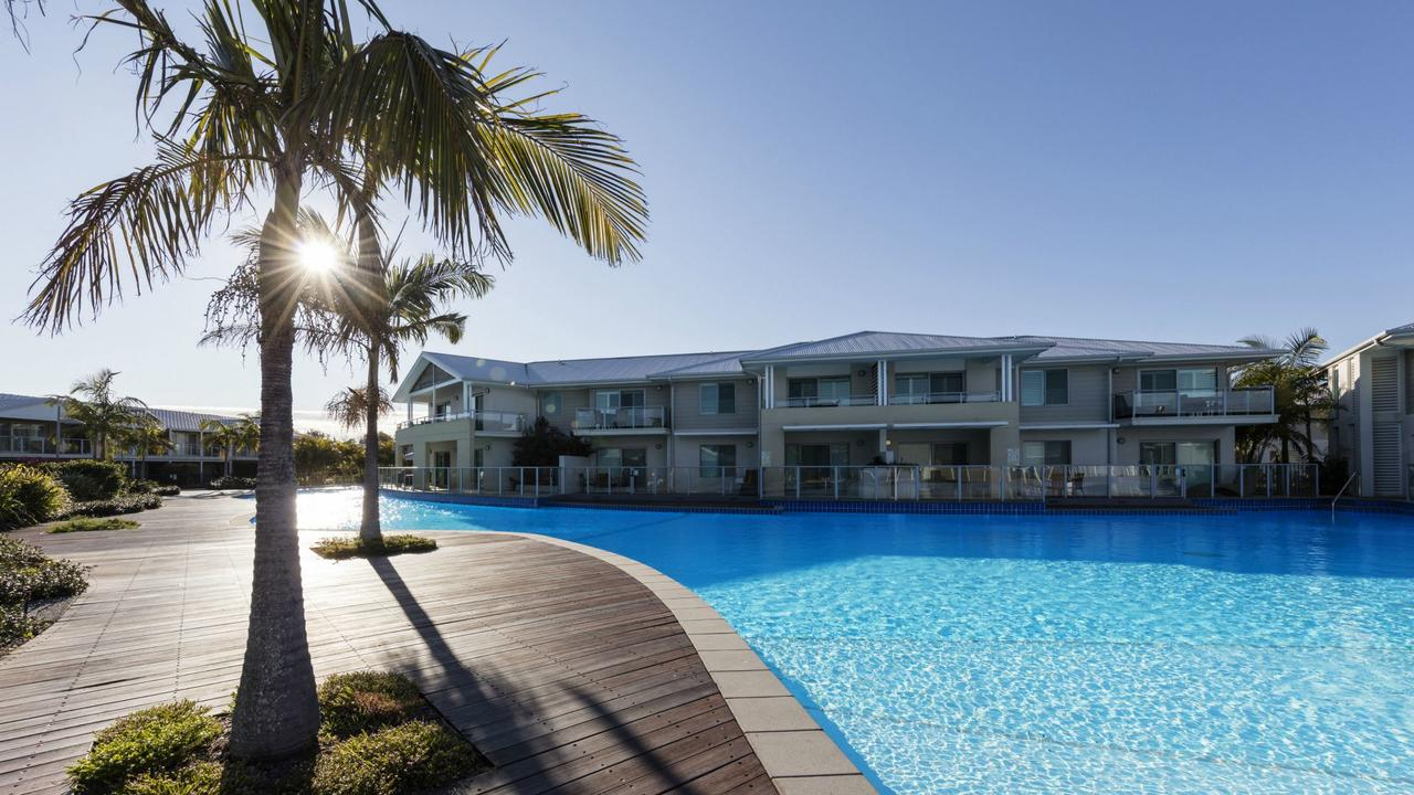 Oaks Pacific Blue Resort - Accommodation Fremantle