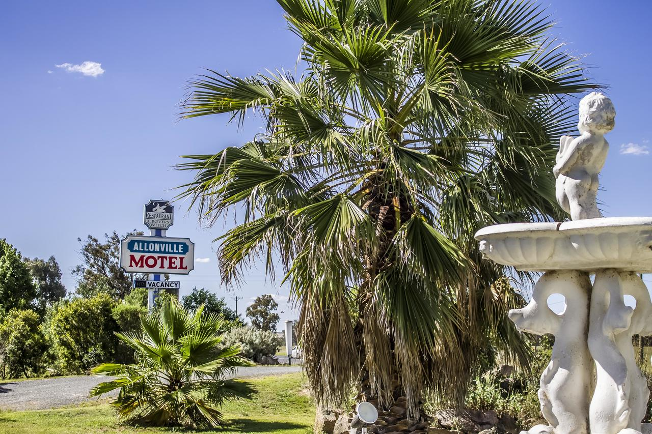 Allonville Gardens Motel - Accommodation Fremantle