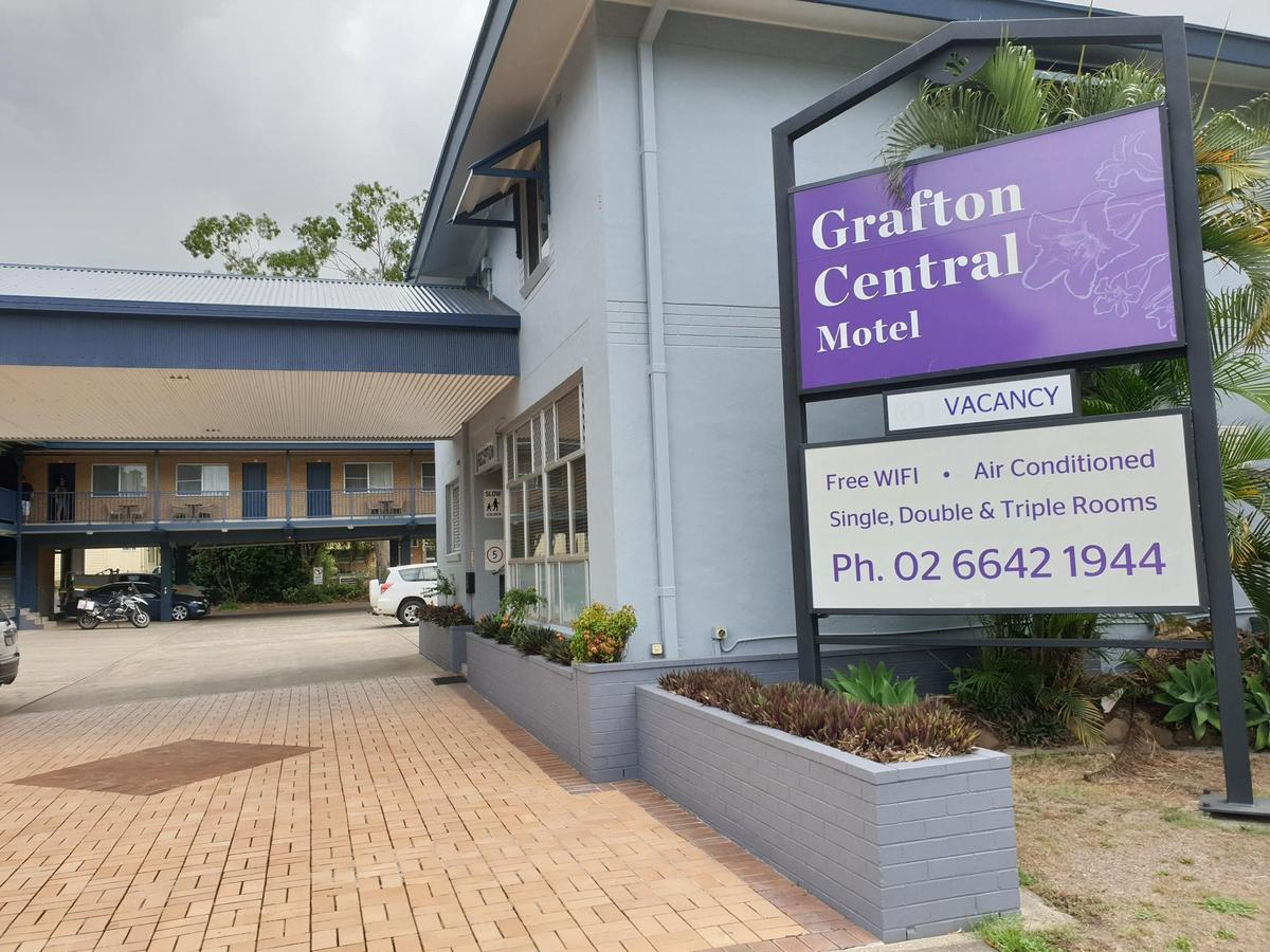 Grafton Central Motel - Accommodation Fremantle