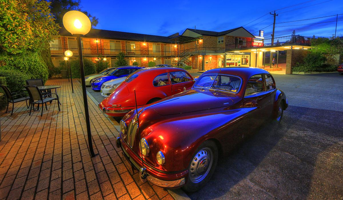 Cooma Motor Lodge Motel - Accommodation Fremantle